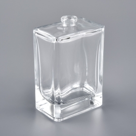 China Wholesale 2020 New Design Luxury Spray Glass Perfume Bottle 100ml factory