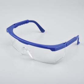 China Windproof shockproof safety goggles protective glasses factory