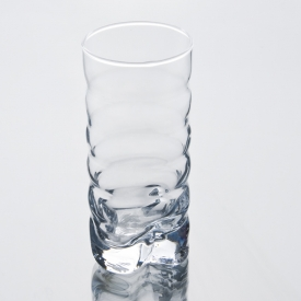 China clear highball glass factory