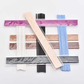China colorful fiber rattan sticks for reed diffuser factory