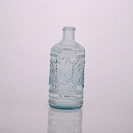 China empty fragrance glass bottles factory