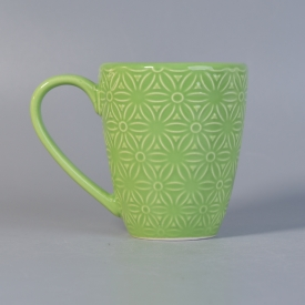 China green ceramic mug factory