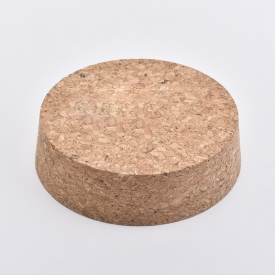 China home decor cork lid for candle jars factory