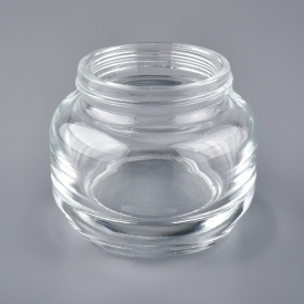 China hot sales 2oz glass jar cosmetic factory
