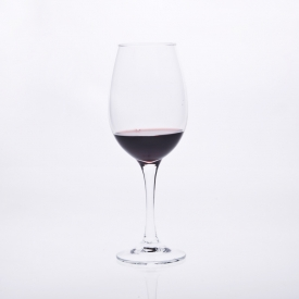 China wine glasses of 230mm height factory