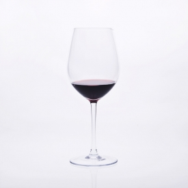 China wine glasses of 530ml capacity factory