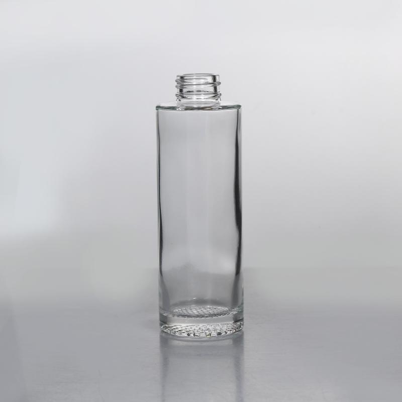 60ml 130ml 240ml Clear Empty Reed Diffuser Glass Bottle