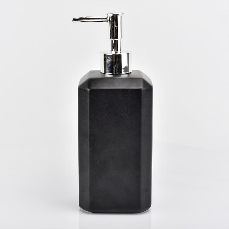 Black ceramic bathroom set - Ceramic soap dishes for bathrooms ...
