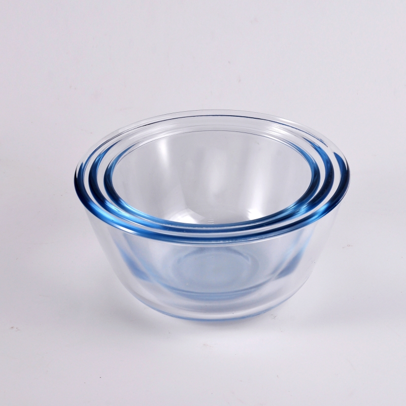 Borosilicate Glass Bowls