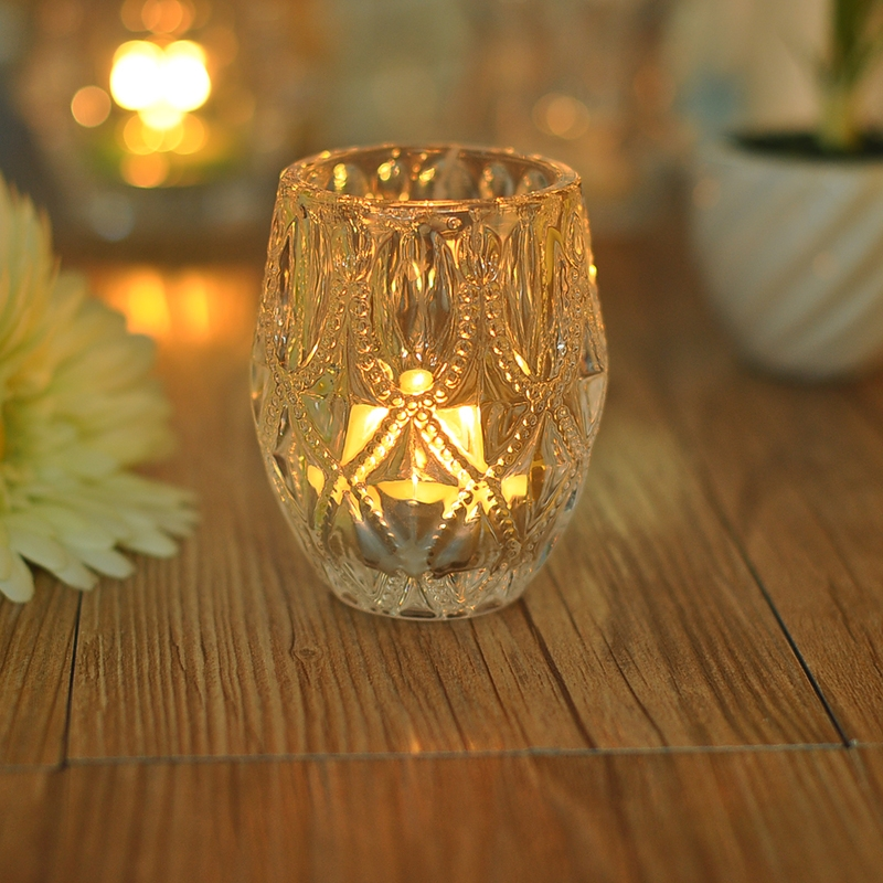 Candle Jars Wholesale And Candle Container Glass Holders