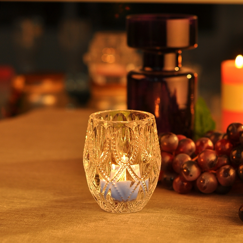 Candle jars wholesale and candle container glass holders ...