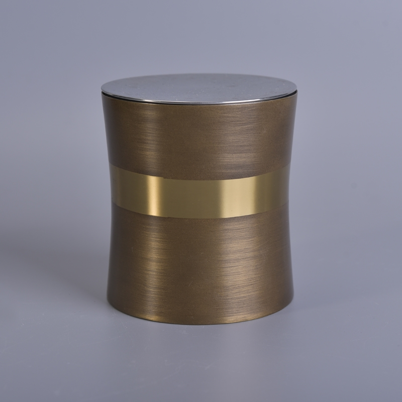 High Quality Copper Plating Scented Wax Stainless Steel