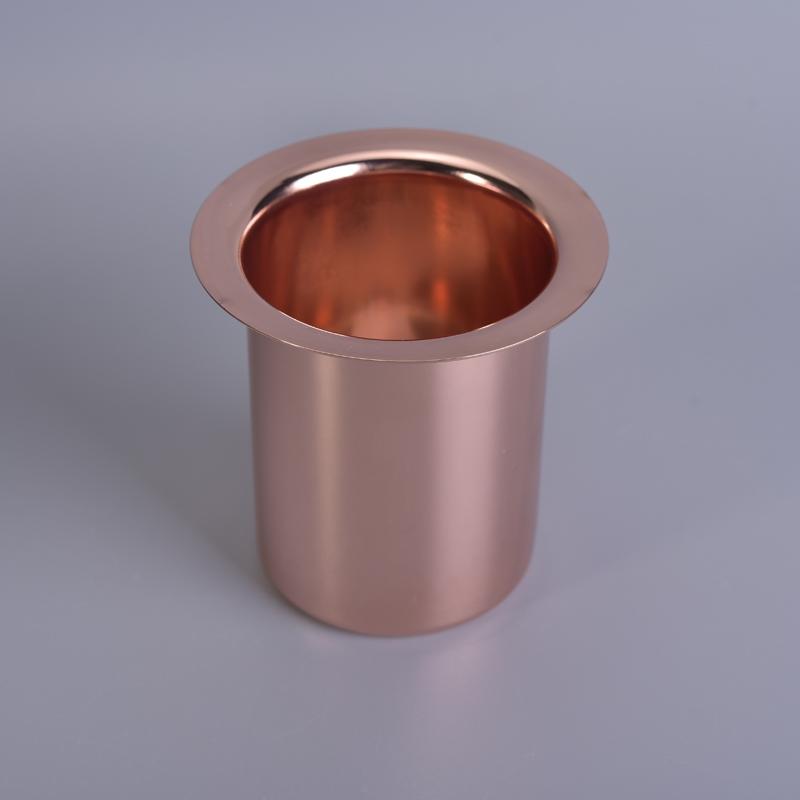 rose gold metal candle holder popular in au candle holder supplier. Black Bedroom Furniture Sets. Home Design Ideas