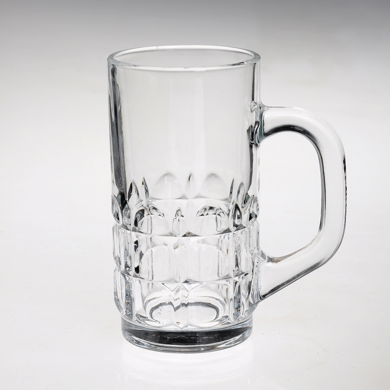 how to tell if a beer glass is clean