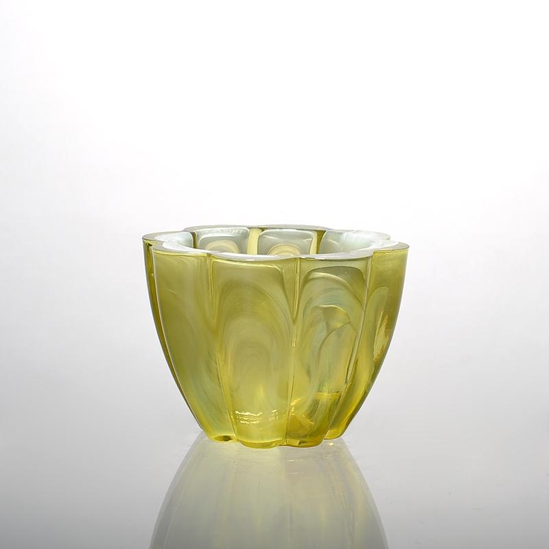 Unique Design Decorative Wholesale Glass Candle Holder