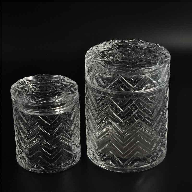 Wedding Decoration Votive Candle Holder Glass Candle Jar