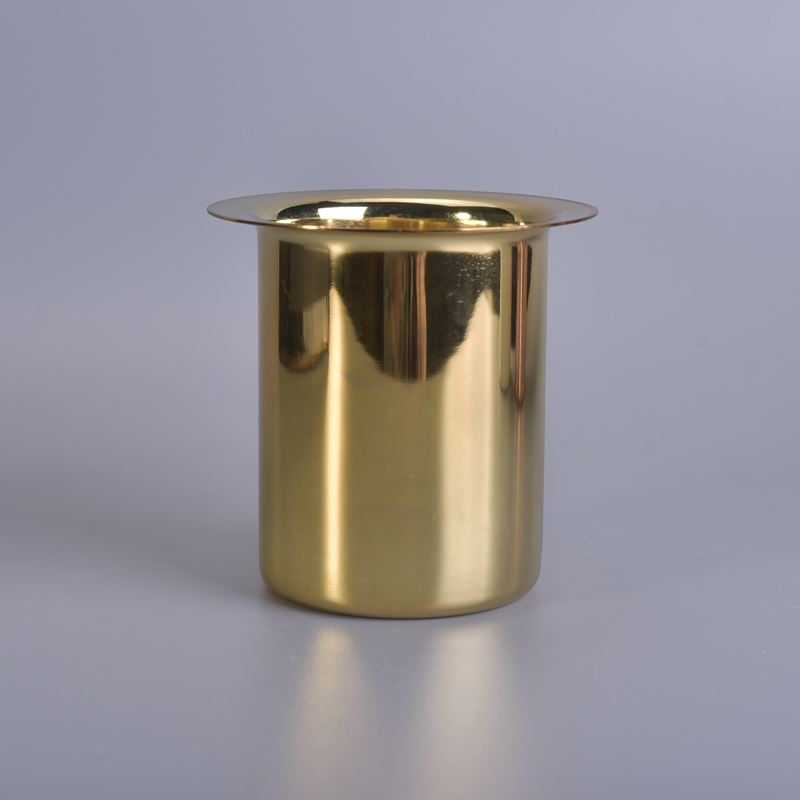 Wholesale Home Decoration Metal Vessels For Gold Plating