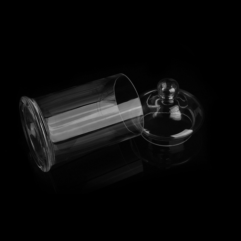 gros bocaux en verre d 39 ancrage avec couvercle pots de. Black Bedroom Furniture Sets. Home Design Ideas