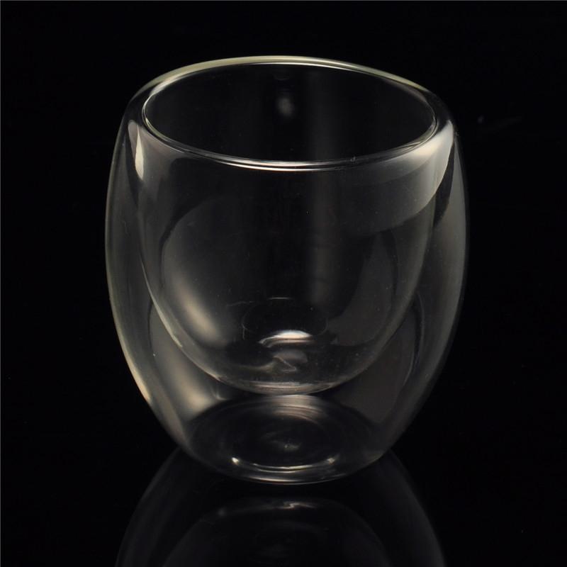 Borosilicate Double Wall Glass Borosilicate Glass