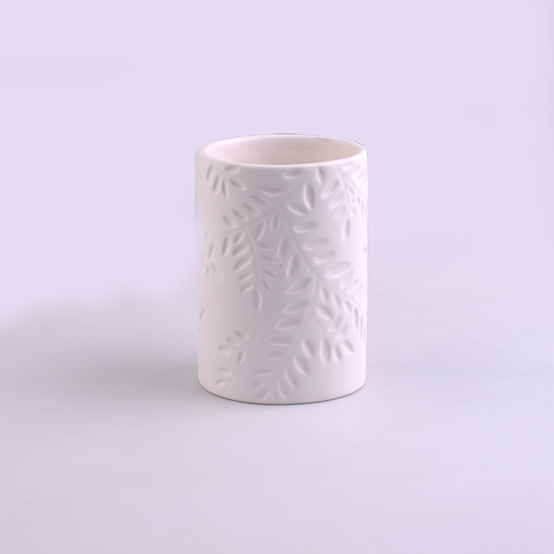 Ceramic Candle Holders White Candle Holders On Okcandle Com