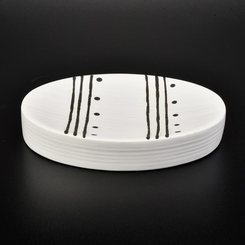 Ceramic soap dish for bath room - Ceramic soap dishes for bathrooms ...