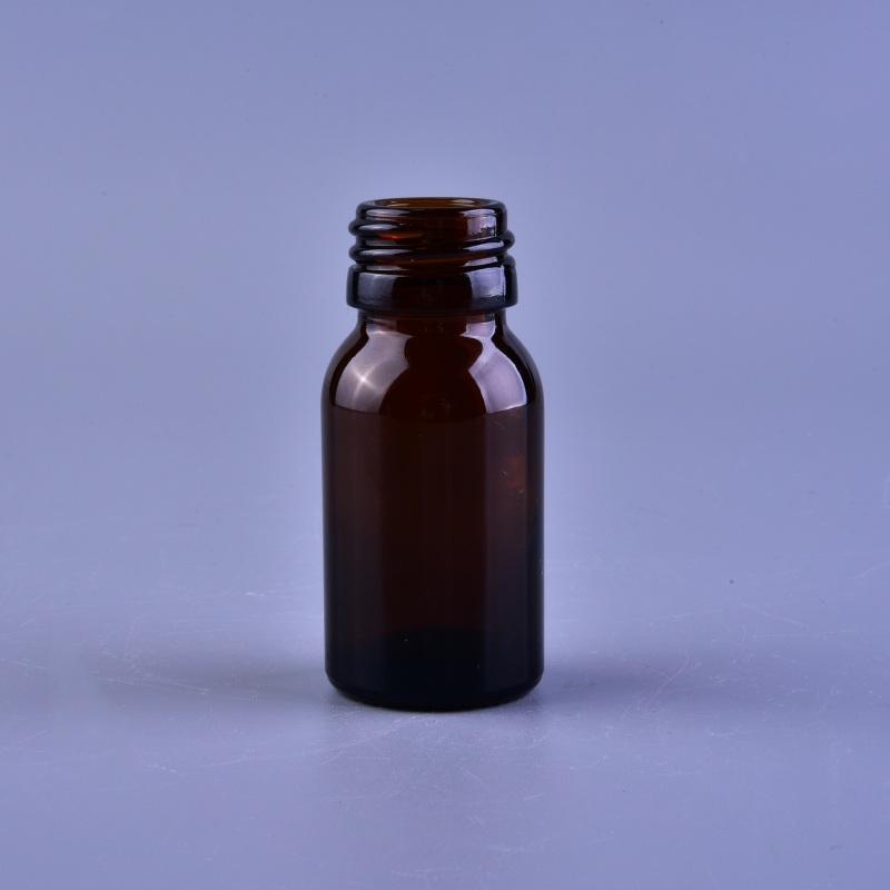 Childproof Amber Glass Medicine Bottles Wholesale On