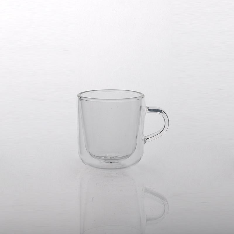 double wall glass coffee mug double wall glass mug glass mug on. Black Bedroom Furniture Sets. Home Design Ideas