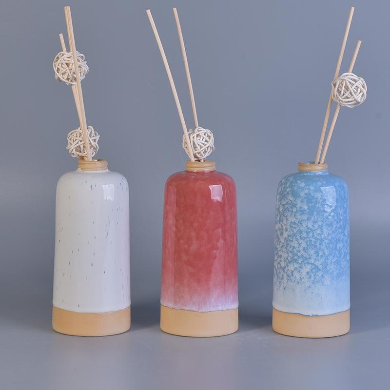 Home decor ceramic diffuser bottle on for Decorative diffuser