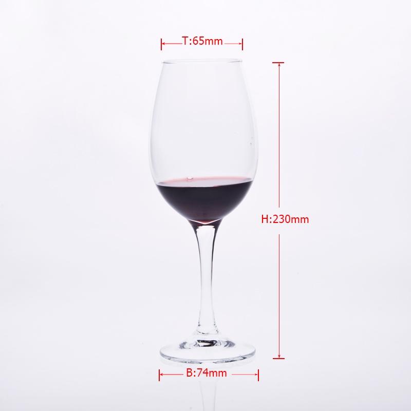 Glass Of Wine Measurements